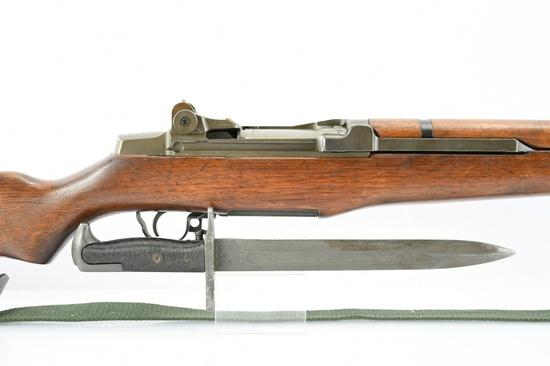 1955 H&R, M1 Garand, 30-06 Sprg. Cal., Semi-Auto, (W/ Bayonet) SN - 5607590