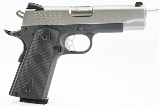 Ruger, SR1911 Commander, 9mm Luger Cal., Semi-Auto, SN - 672-73213