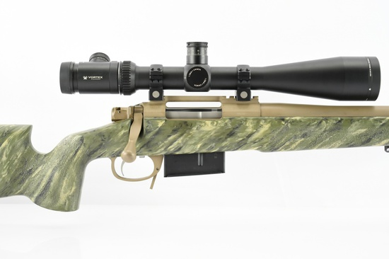 Custom Competition Rifle, Defiance Deviant, 6mm Creedmoor Cal. (.274NK), Bolt-Action, SN - S511