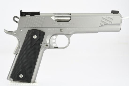 Kimber, Stainless Custom Target II, 38 Super Cal., Semi-Auto (W/ Hardcase), SN - KF20045