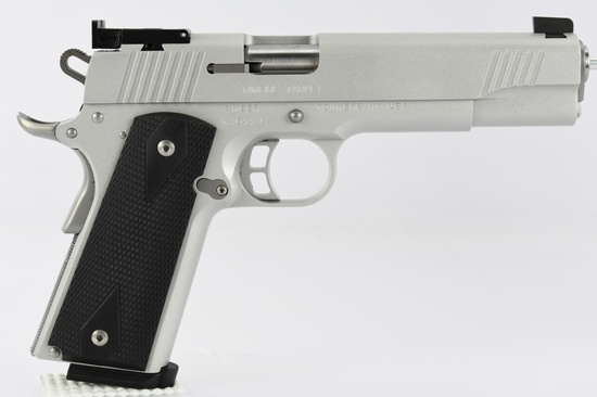 Kimber, Rimfire Target, 22 LR Cal., Semi-Auto (W/ Hardcase), SN - K464448