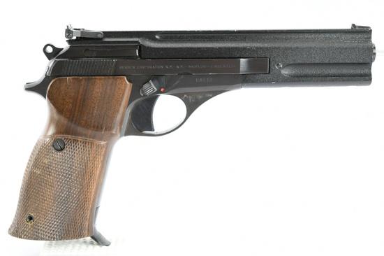 1980 Beretta, Model 76, 22 RF LR Cal., Semi-Auto (W/ Box), SN - B14978U