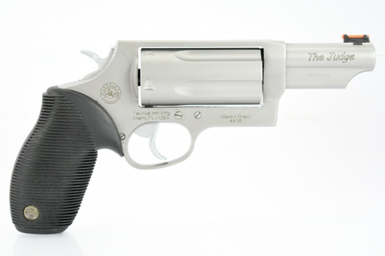 Taurus, Judge Magnum, 410/ 45 Long Colt. Cal, Revolver (W/ Box), SN - KP218935