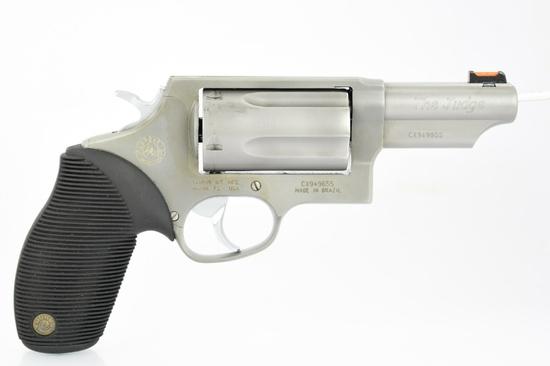 Taurus, Judge Ultra-Lite, 410/ 45 Long Colt Cal, Revolver (W/ Box), SN - CX949655