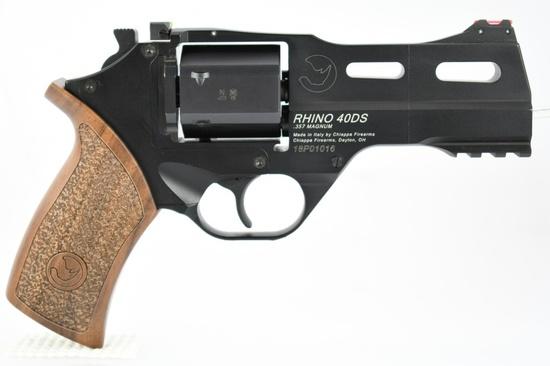 Chiappa, Rhino 40DS, 357 Magnum Cal., Revolver (W/ Hardcase), SN - 18P01016