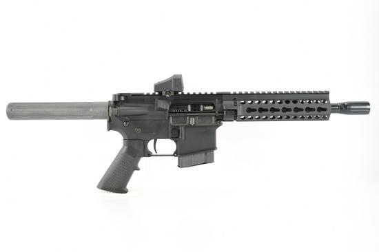 Palmetto, PA-15 Multi, 5.56 NATO Cal., (Lantac M-Spec) Semi-Auto Pistol, SN - SCD040909