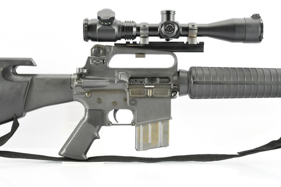 1986 Colt (FIRST YEAR), AR-15 A2 HBAR Sporter, 5.56 NATO Cal. (223) Semi-Auto, SN - SP246291