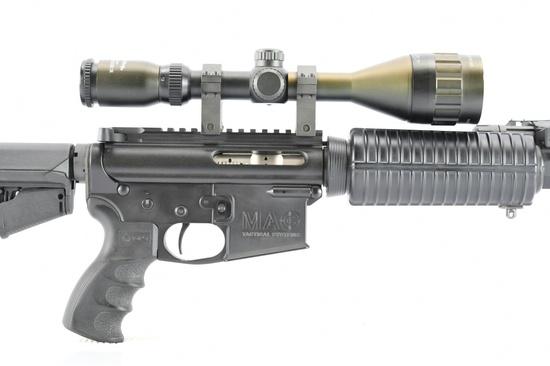 Custom MAG Tactical/ DPMS, MG-G4, 5.56 NATO Cal. (223), Semi-Auto, SN - MTS03883