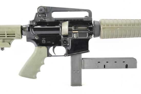 RRA, LAR-9 Mid-Length A4, 9mm NATO Cal., Semi-Auto (W/ Hardcase), SN - CM222120