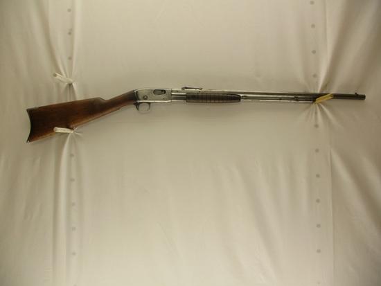 Remington mod. Gallery Special 22 Short cal pump rifle octagon bbl