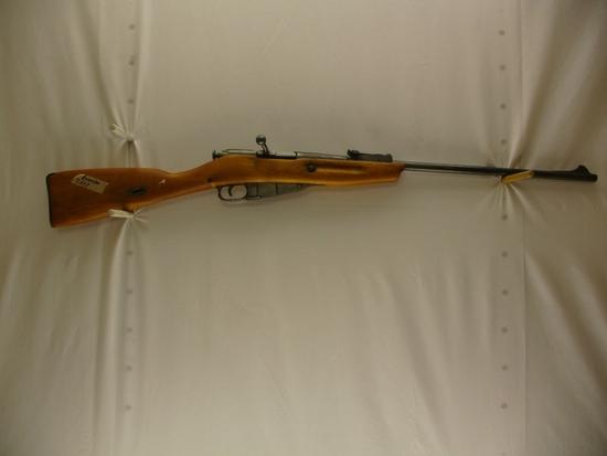 Russian mod. 1943T 7.62 x 54 R bolt action rifle ser # 75531