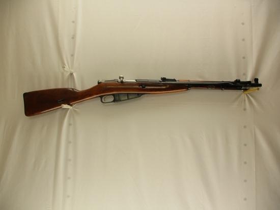 Mosin Nagant mod. M-44 7.62 x 54 R bolt action rifle w/folding bayonet ser