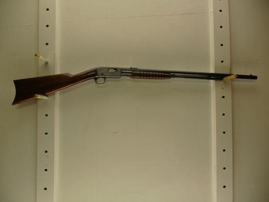 Remington mod. 22 REM SPEC 22 cal pump rifle octagon bbl ser # 297566