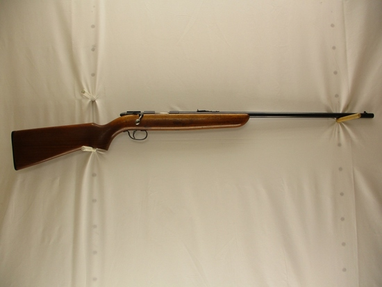 Remington mod. 510 Target Master 22 S-L-LR cal bolt action rifle ser # N/A