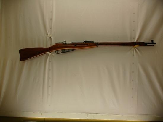 Mosin Nagant mod. 91/30 7.62 x 54 R bolt action rifle ser # 9130087708
