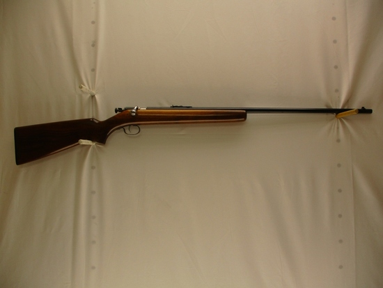 Winchester mod. 67 22 S-L-LR cal bolt action rifle ser # N/A