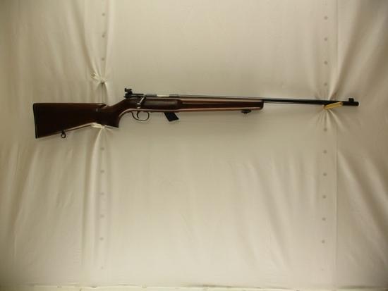 Remington mod. 521-T Junior Special 22 S-L-LR cal bolt action rifle w/Lyman