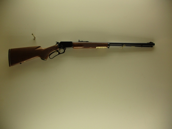 Marlin mod Original Golden 39AS, 22 S-L-LR cal L/A rifle