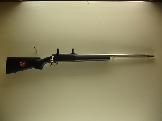 Savage Mod 12 204 Ruger Left handed single shot B/A rifle