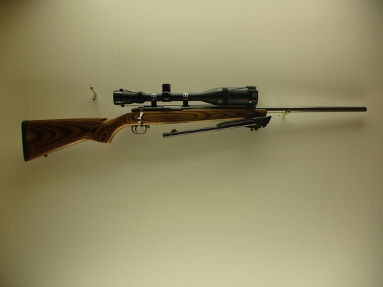 Ruger All-Weather mod 77/22 .22 Hornet cal B/A rifle
