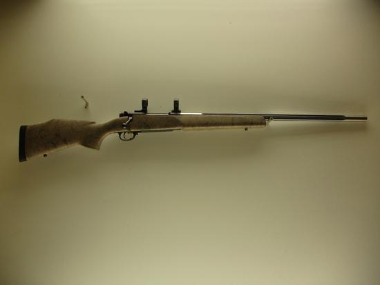 Weatherby mod MarkV 223 Rem cal B/A rifle