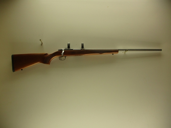 Ruger mod 77-17 17WSM cal B/A rifle