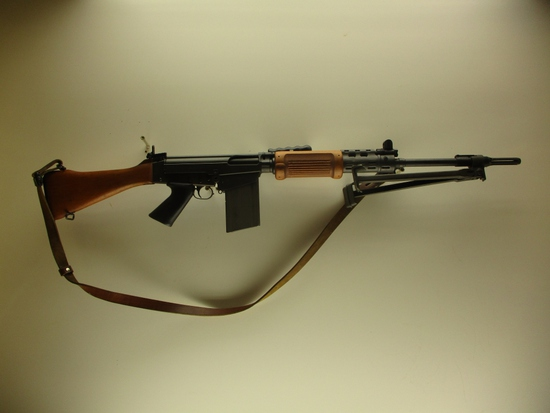 Springfield Armory mod. Israeli  1005-SA-48-MATCH semi auto rifle