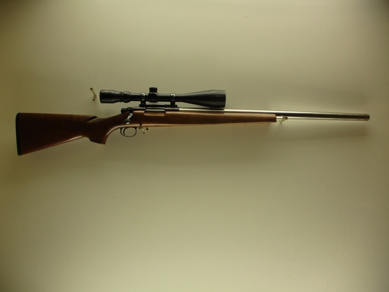 Remington mod 40xBR. .222 Rem. Cal B/A rifle