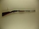 Remington mod 12-C 22 S-L-LR cal pump rifle
