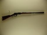 Winchester mod 1873 32-20 WCF cal L/A rifle