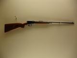 Winchester mod 63 22 LR super speed + Super X cal semi auto rifle