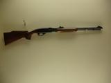 Remington Fieldmaster mod 572 deluxe 22 S-L-LR cal  pump rifle
