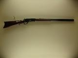 Winchester mod 1876 45-75 cal L/A rifle