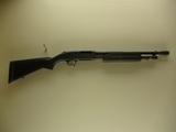Mossberg mod 500 20 ga. Pump shotgun