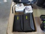 Zoom & Filters package 100-400 Canon zoom, Canon extender EF2x, 180 mm Canon macro lens, Kenko exten