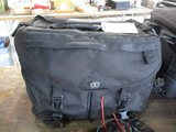 Canon 2 580EXII, speed lights, 1 430EXII speed light, 5 charger packs, speed light transmitter & bag