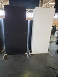 Lot of 6 panels (3 small/3 large)