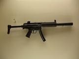 Umarex mod H & K MP5 22 LR cal semi auto rifle