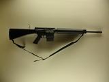 Armalite mod AR10 .243 Win semi auto rifle