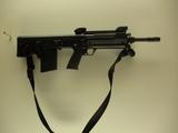 KelTec mod RFB semi auto rifle