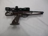 Remington mod XP-100 221 Remington Fireball cal single shot pistol