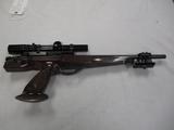 Remington mod XP100 7mm BR Remington cal single shot pistol