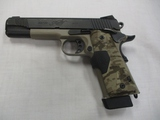 Kimber mod Custom Covert 45 ACP cal semi auto pistol