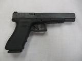Glock mod 17L semi auto pistol