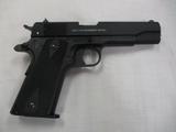 Colt Government model semi auto pistol