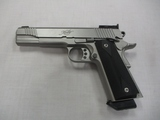 Kimber mod Stainless Target II semi auto pistol