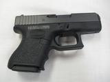Glock mod 27 Austria 40 cal semi auto pistol