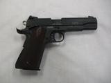 Sig Sauer mod 1911-22 22 LR semi auto pistol