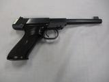 Hi Standard mod M-101 DuraMatic 22LR semi auto pistol