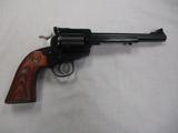 Ruger New Model Blackhawk 45 cal revolver
